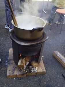 古代チーズ作りNEC_1027